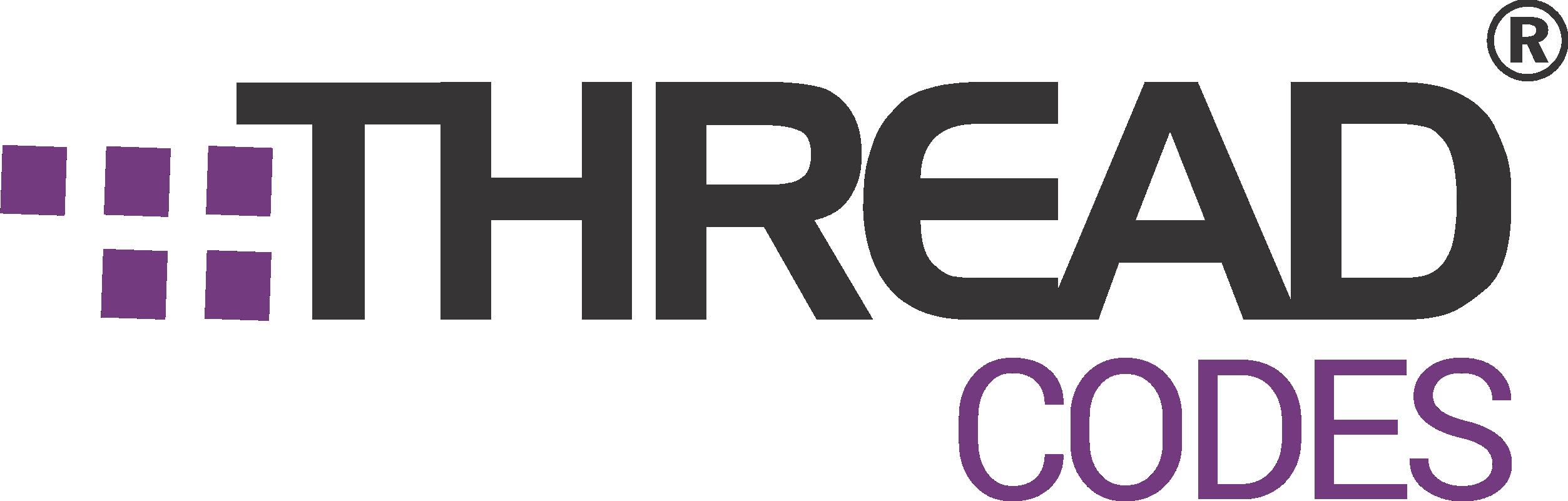 Logo 21 - Thread Codes