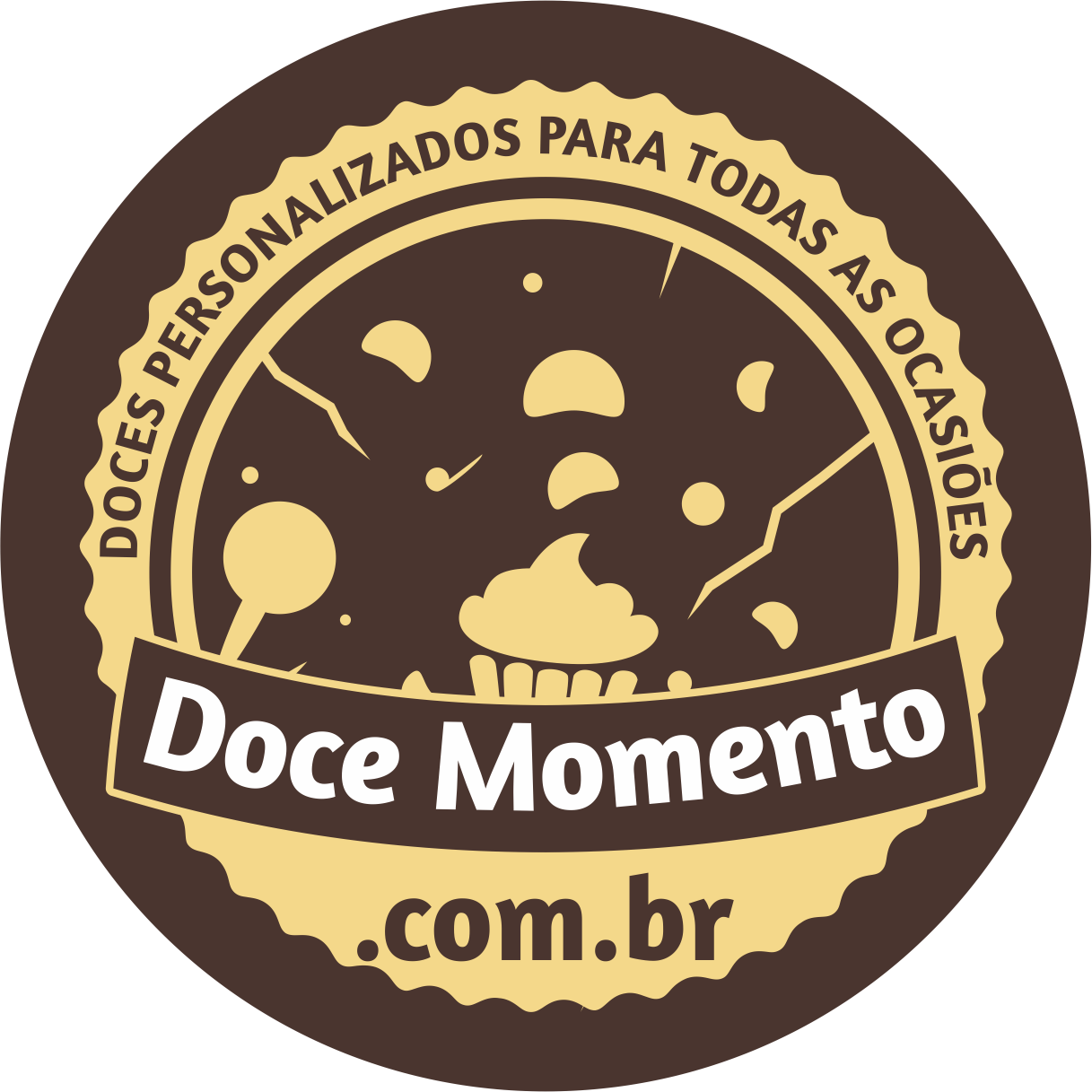 Logo 22 - Doce Momento