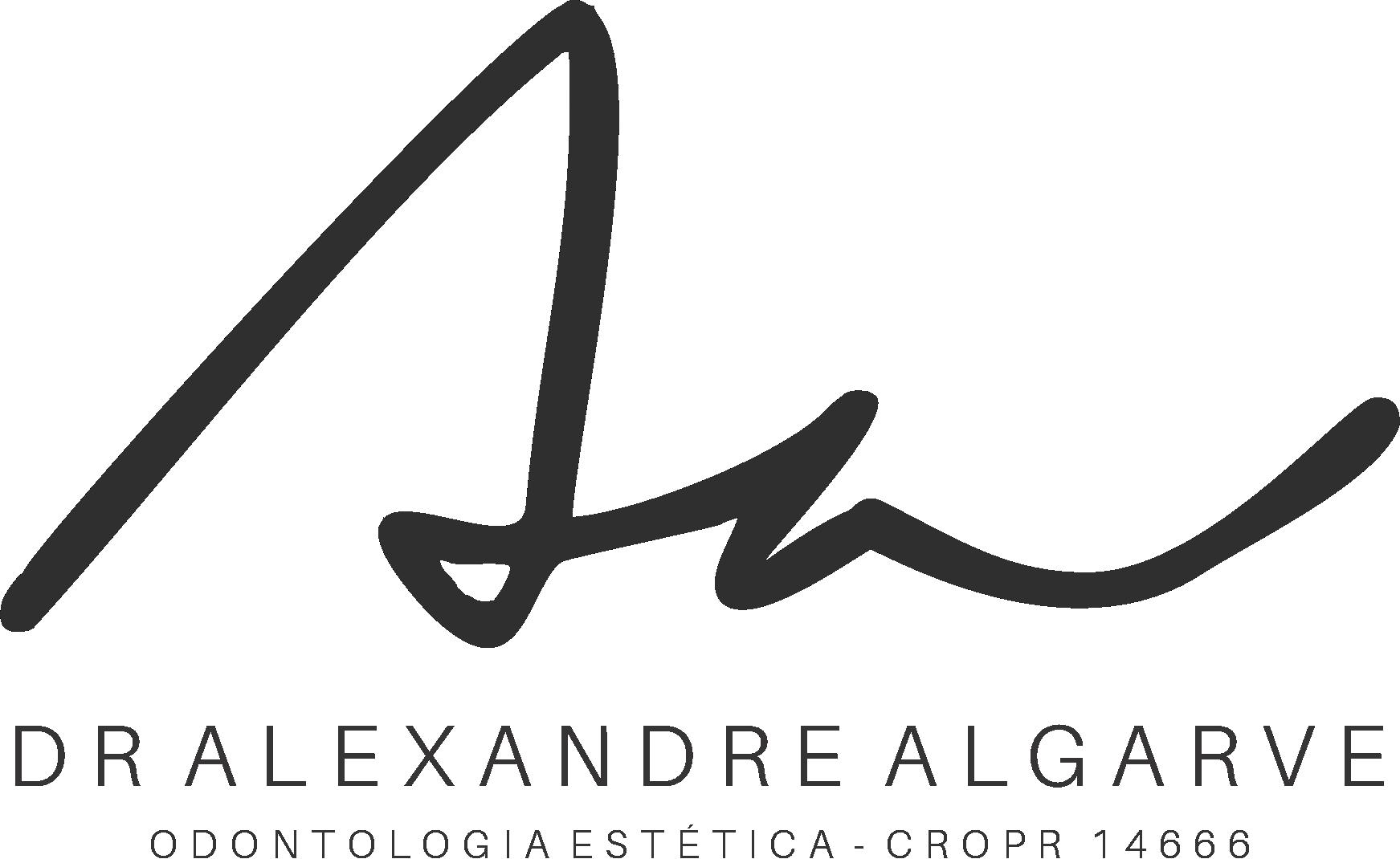 Logo 3 - Dr Alexandre Algarve